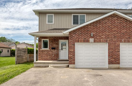 25 CATHERINE ST, INGERSOLL, ON